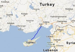 Turkey-Cyprus_water