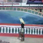 Έκθεση Ζωγραφικής 2ο μέρος: Περιπλανητική του (Δια)δικτύου στη «σκηνή» της πόλης Αναστασία Ζωή Σουλιώτου