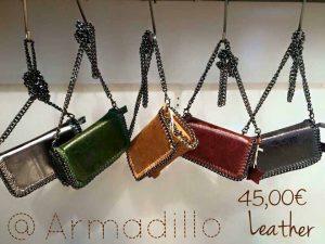 Armadillo υπέροχες Ιταλικές τσάντες