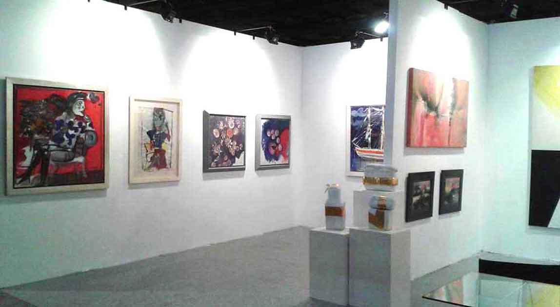 Astrolavos Art Gallerie. Αφιέρωμα στον Δ.Μυταρά