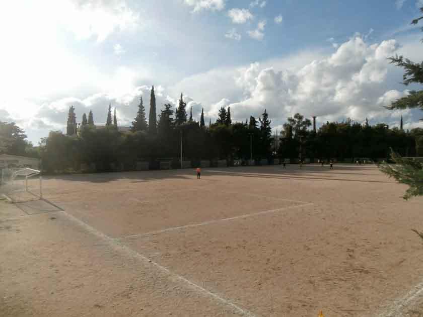Γήπεδο Παπάγου 11Χ11