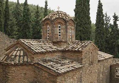 Πανηγυρίζει η Ιερά Μονή Αστερίου στον Υμηττό