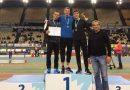 Με εξαιρετικές επιδόσεις ο ΓΑΣ Χολαργού στο 32ο Πανελλήνιο Πρωτάθλημα Κλειστού Στίβου Ανδρών-Γυναικών.