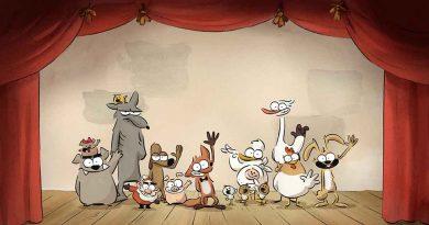 Η Μεγάλη Κακιά Αλεπού και Άλλες Ιστορίες  στο Σινε Χολαργός ( trailer)