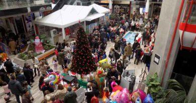 Με την 2η Γιορτή Σοκολάτας ξεκίνησαν οι Χριστουγεννιάτικες εκδηλώσεις