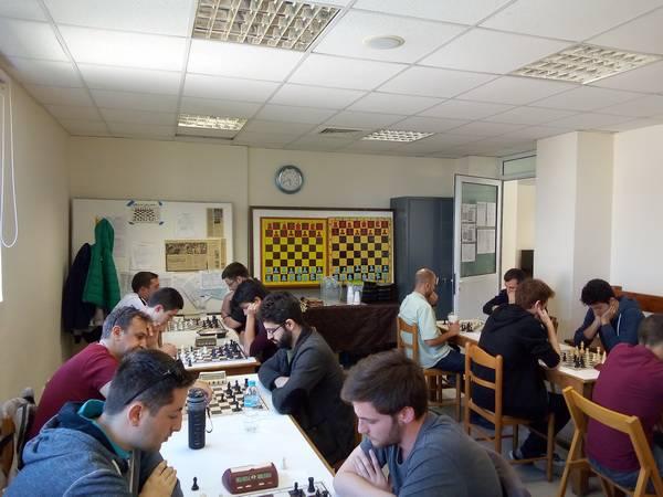 3ο Τουρνουά Σκάκι Rapid