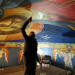 Νικόλαος Χούτος: ζωγράφος – αγιογράφος που τιμά με την παρουσία του την πόλη μας