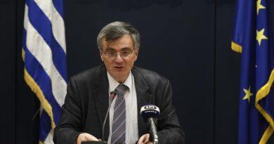 Διαδικτυακή ομιλία του καθηγητή κ. Σωτήρη Τσιόδρα . Παρακολουθήστε την τώρα